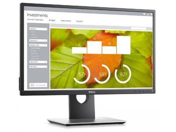 "Dell P2417H 24"" LCD Prof./6ms/IPS/16:9/DP/HDMI/VGA/USB/5R-NBD"