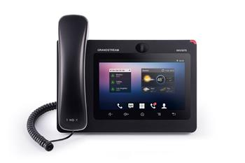 "Grandstream GXV3275 [IP video-telefon s Androidem, PoE+, WiFi, 7"" dotykové LCD, mini HDMI, SD card slot, USB]"
