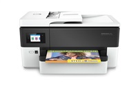 HP All-in-One Officejet PRO 7720 Wide Format (A3, 22/18 ppm, USB, Ethernet, Wi-Fi, Print/Scan A4/Copy/FAX)-Rozbalený BO