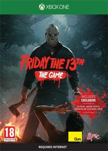 XONE - FRIDAY THE 13th